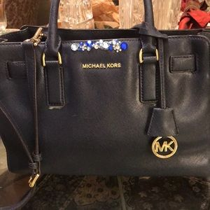 💕💕💕Michael Kors Gorgeous All Leather Bag